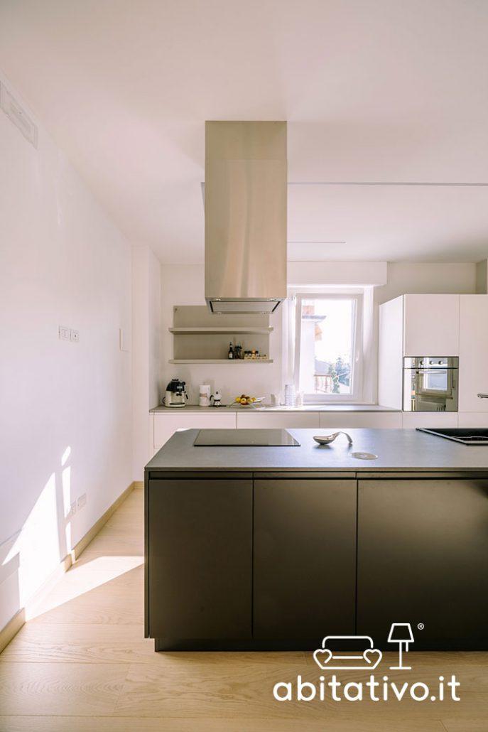 arredare cucina con isola moderna