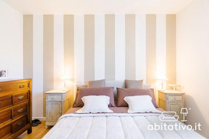 pittura camera da letto tortora