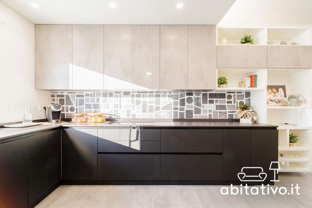 progettare cucina ambiente ampio