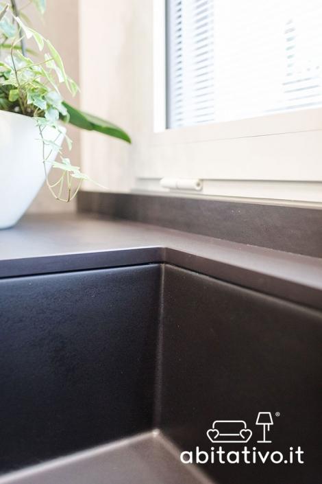 materiali lavandino cucina