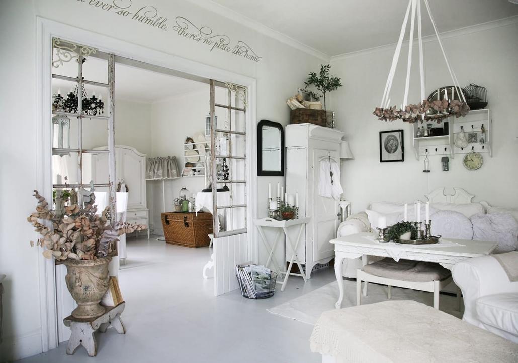 Arredare casa in stile shabby chic consigli ed errori da for Consigli x arredare casa