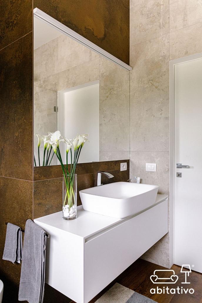 mobile lavandino bagno moderno