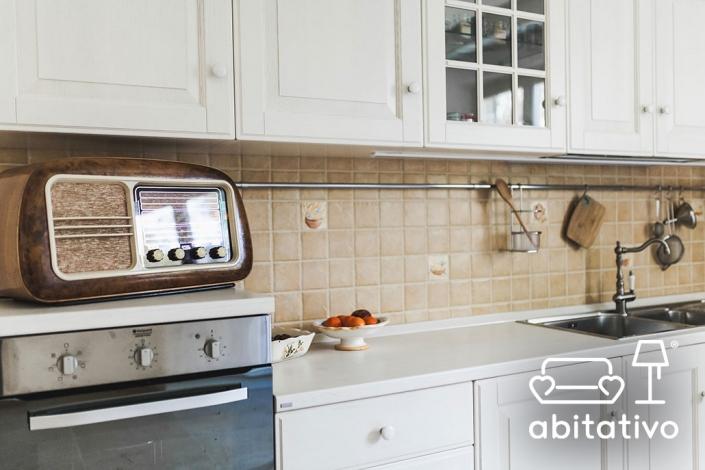 arredare cucina in stile retro