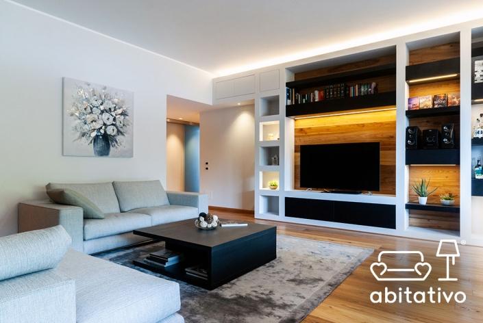 arredare soggiorno in stile contemporaneo