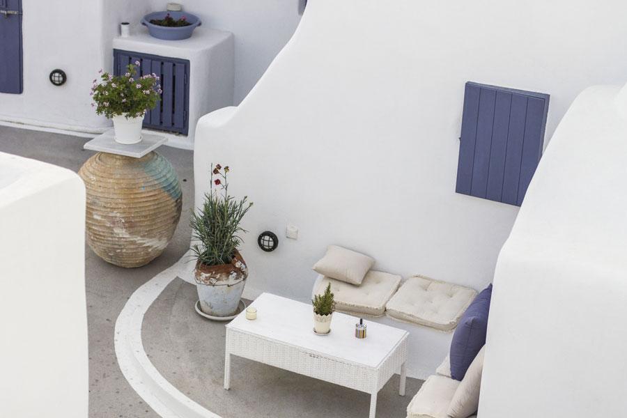 progetto di una casa in mediterranean style