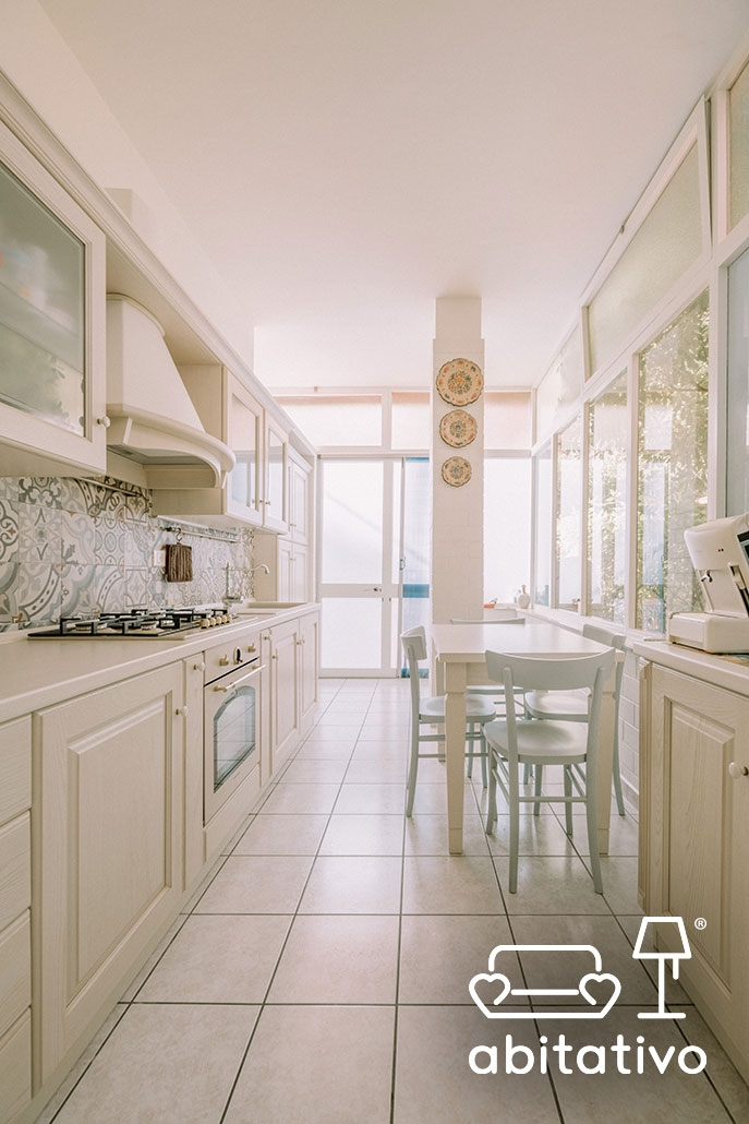 arredare cucina provenzale