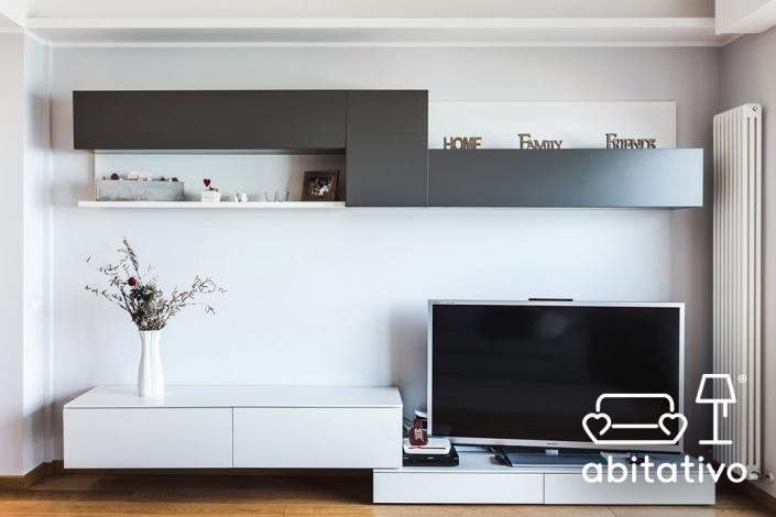 mobili arredo parete soggiorno