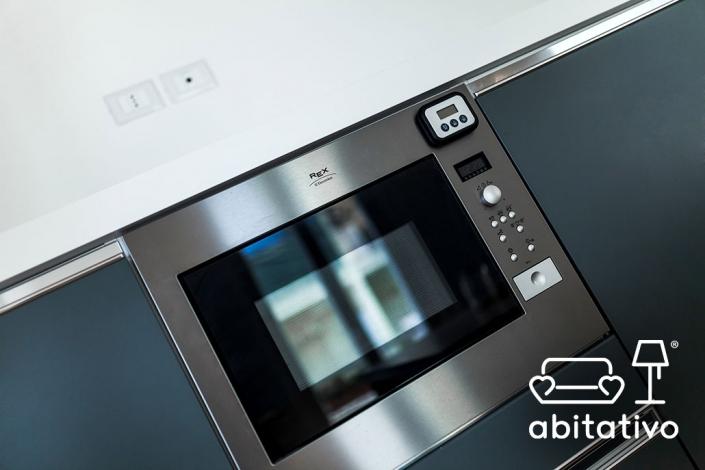 elettrodomestici cucina in acciaio