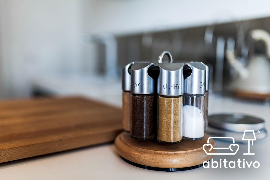 decorazioni cucina in acciaio