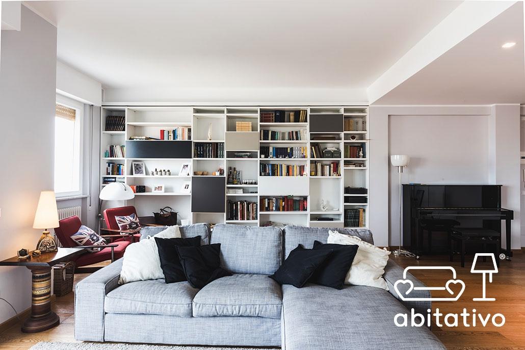 mobili soggiorno contemporaneo