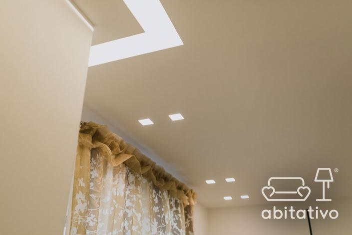 illuminazione a led soffitto