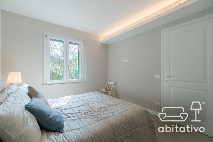illuminazione controsoffitto camera da letto