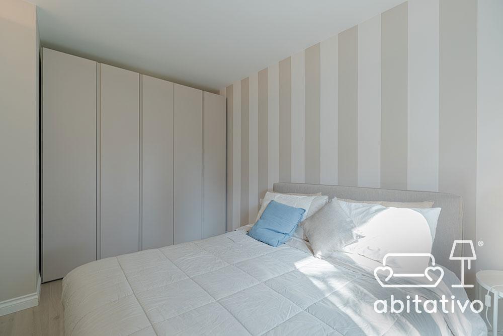 arredamento chiaro camera da letto