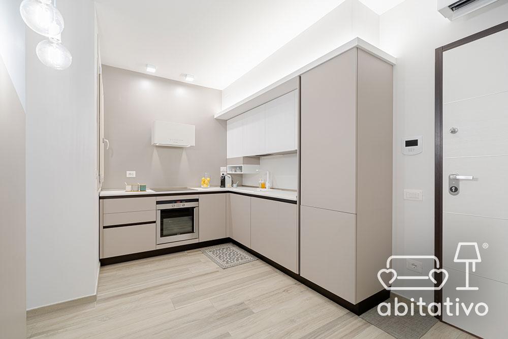 ristrutturazione piccolo angolo cucina