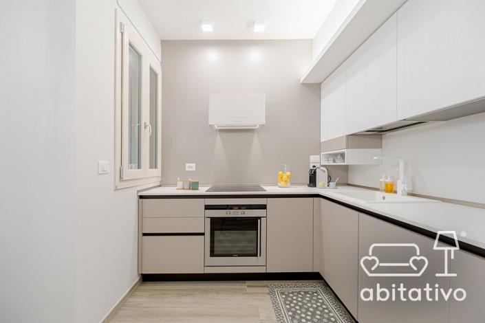ristrutturare piccolo angolo cucina