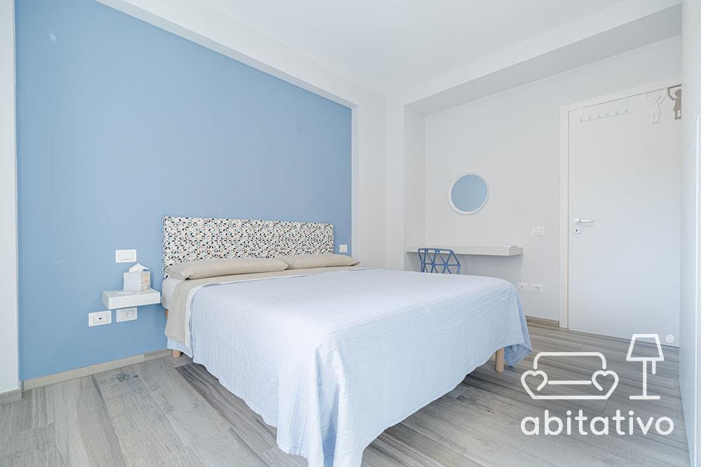 arredamento essenziale camera da letto