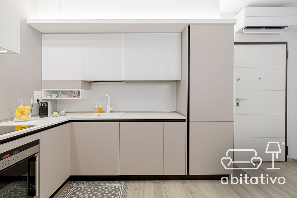 cucine lineari moderne