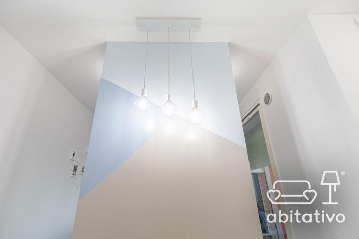 pittura geometrica pareti