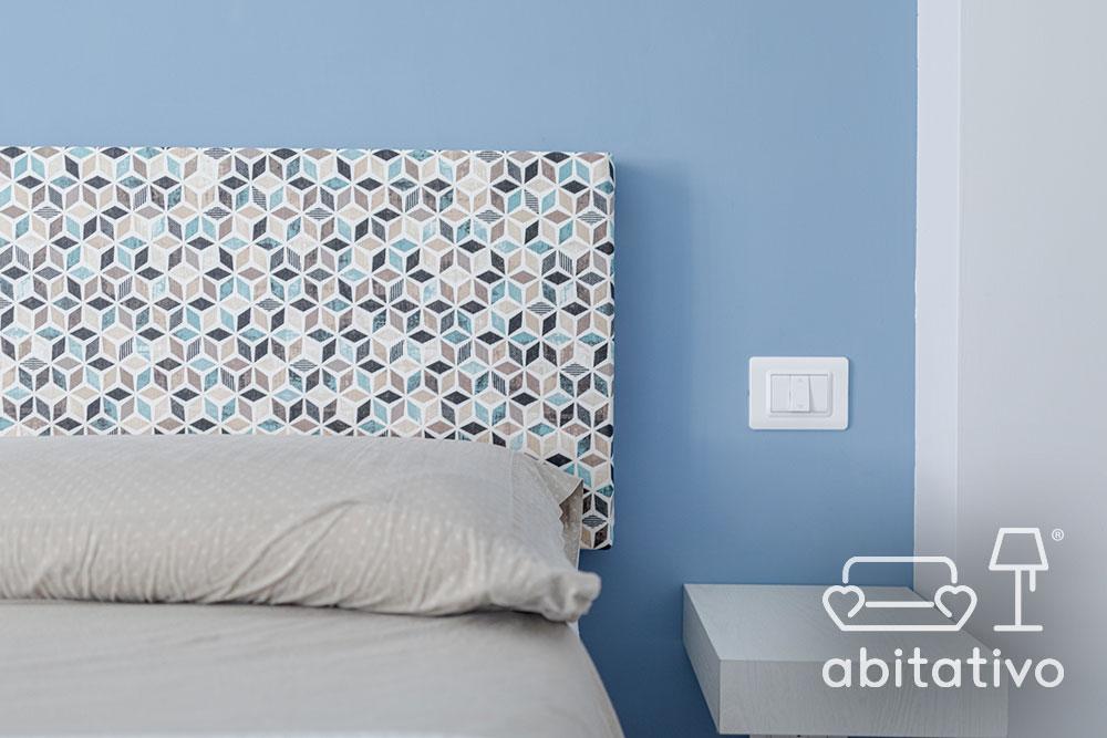 decorazione testata letto
