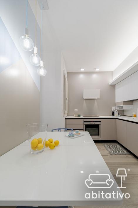 illuminazione tavolino cucina