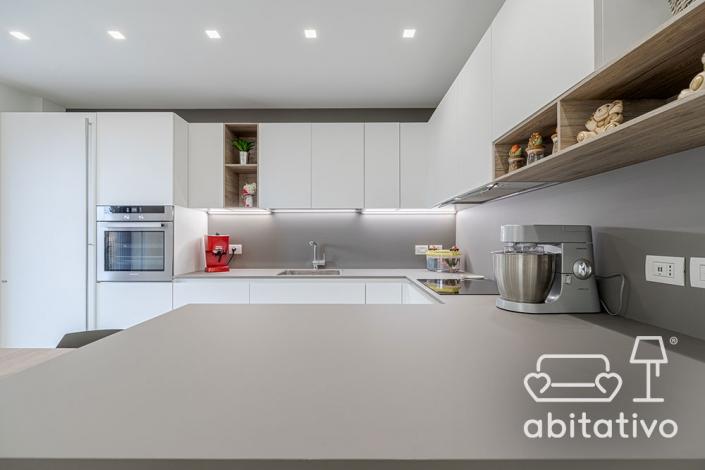 mobili cucina opachi