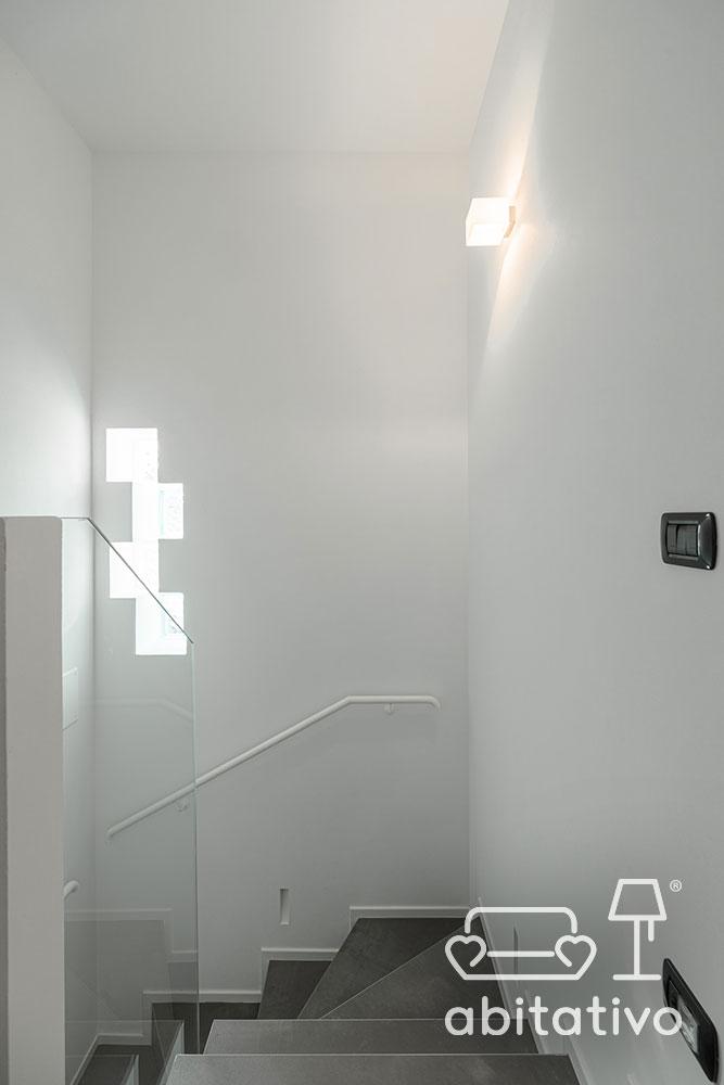 lampade a parete per scale interne