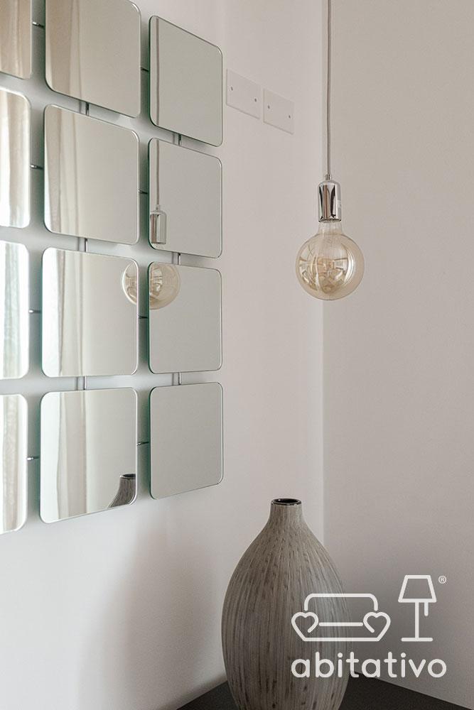 specchio a quadretti