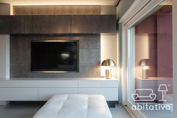 arredamento soggiorno design minimale