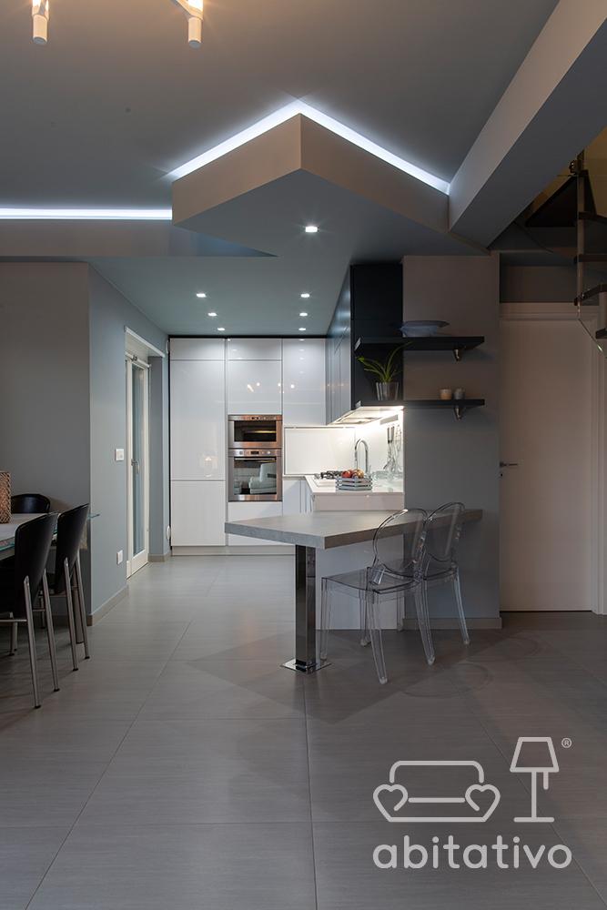 ristrutturazione angolo cucina moderna