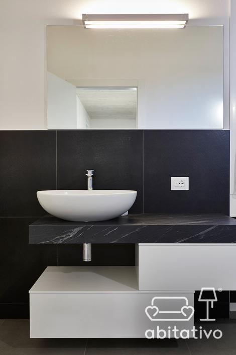 mobile bagno minimal