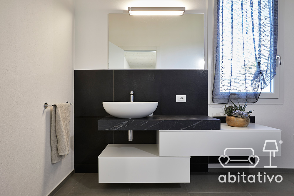 composizione mobile bagno sospeso