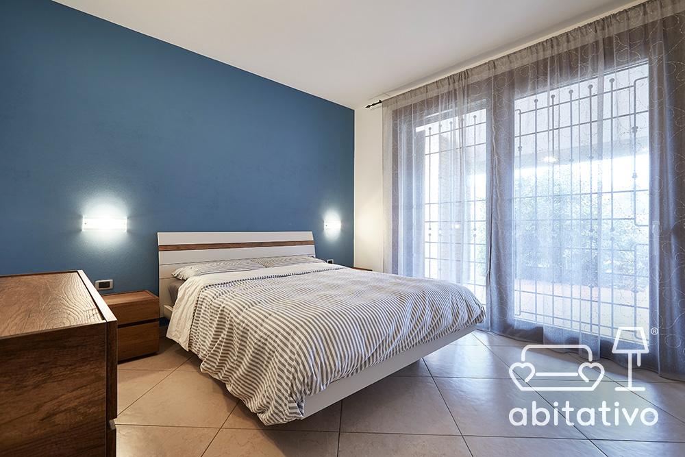 arredamento minimale per camera da letto
