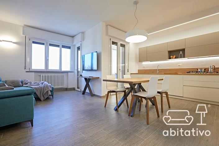 arredamento casa nordico minimale
