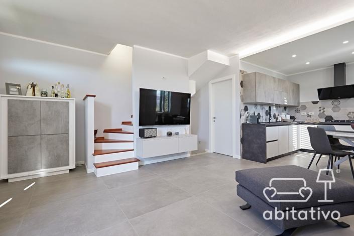 arredamento ambiente unico casa
