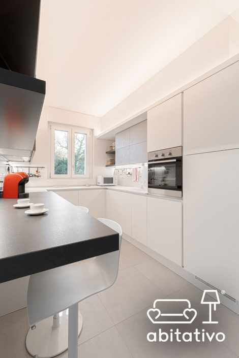 cucina a u moderna