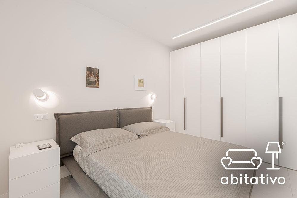 luci design camera da letto