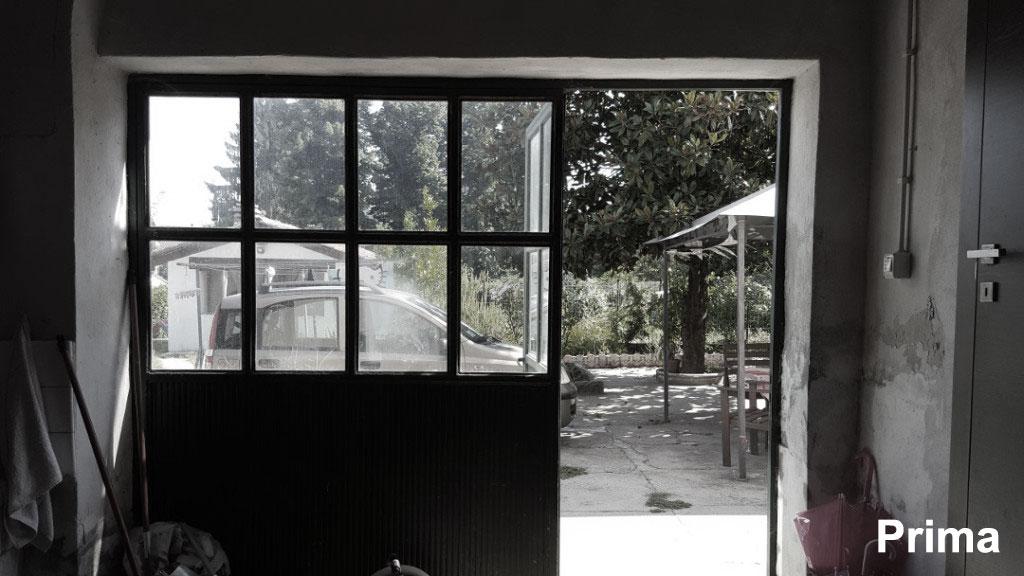 trasformare garage in appartamento