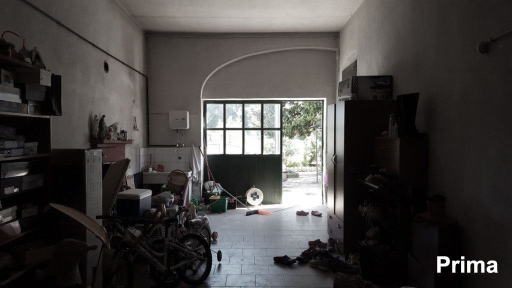 trasformare garage in monolocale
