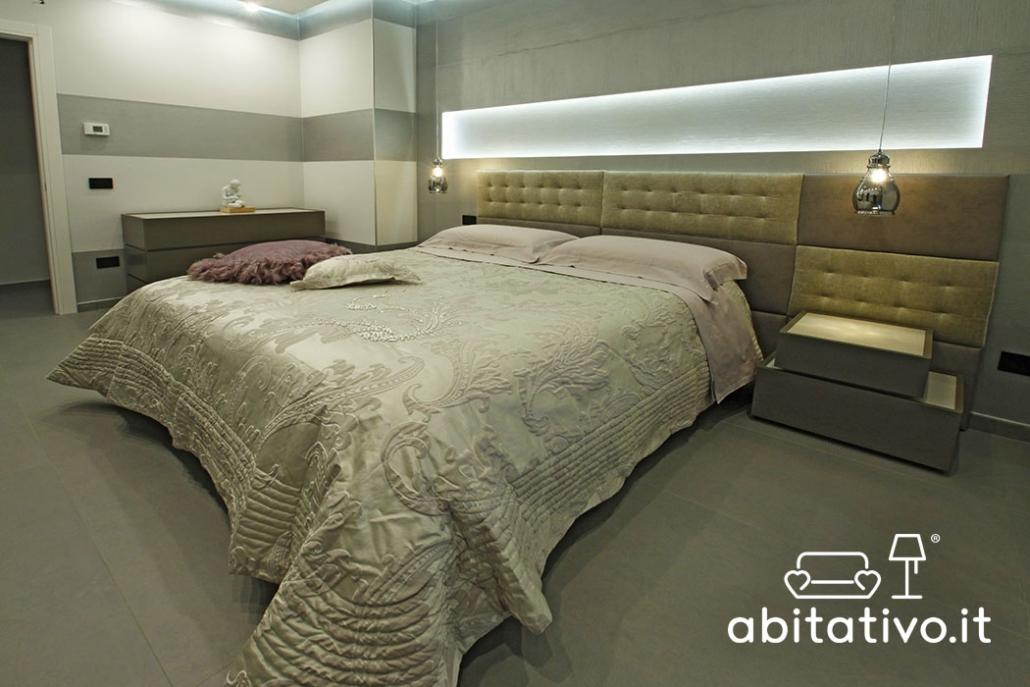 soluzioni illuminazione cartongesso camera da letto