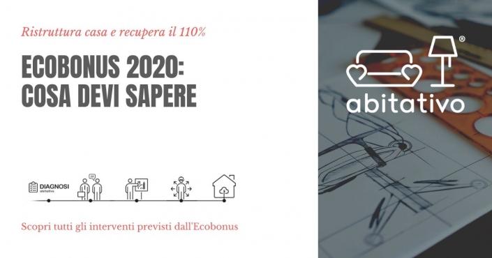 ecobonus 2020 cosa sapere