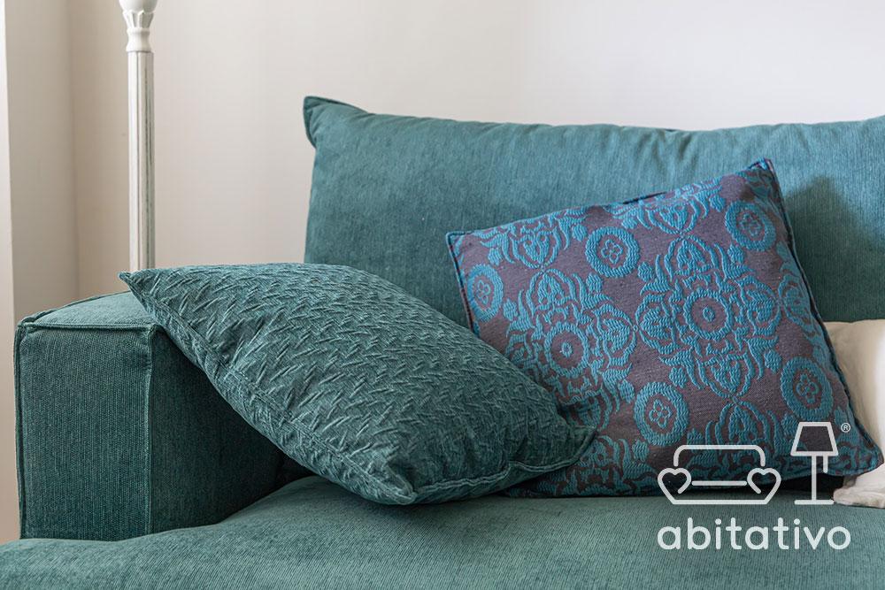 colore tessuto per cuscini divano
