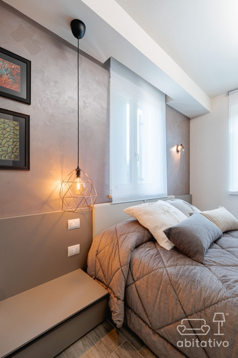 soluzione controsoffitto per camera da letto