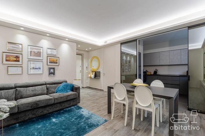 arredare appartamento con ogetti di design