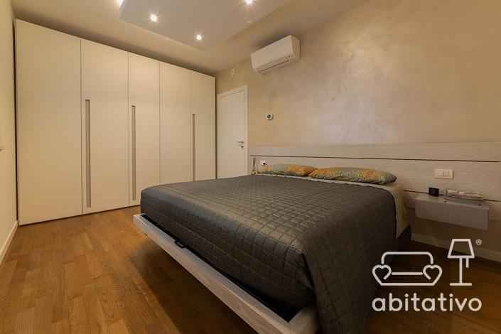 camera da letto con ampio armadio idee