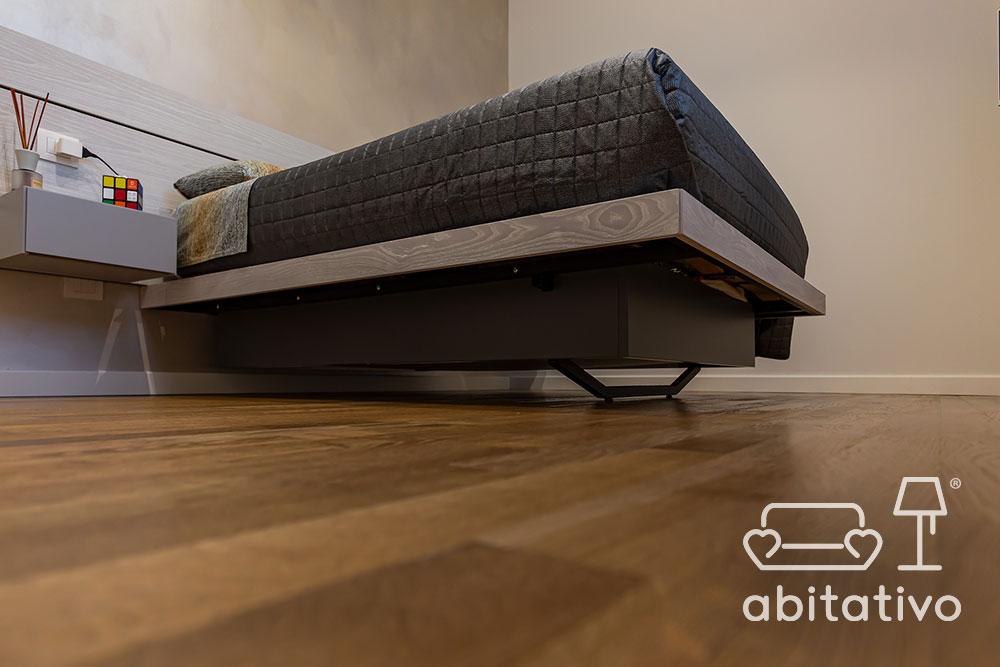 piedi del letto particolari