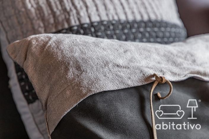 materiali per tessuti cuscini camera da letto