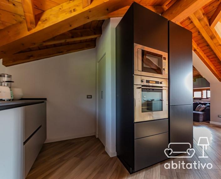 mobile per incasso forno e microonde