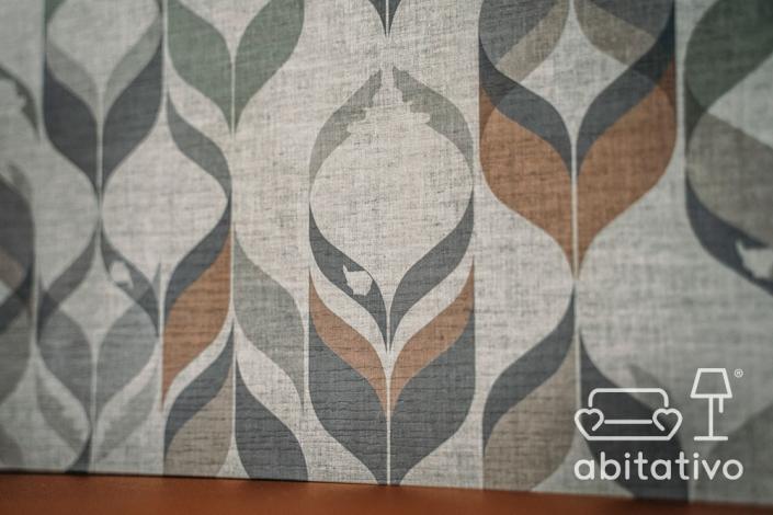 mobili con texture colorate