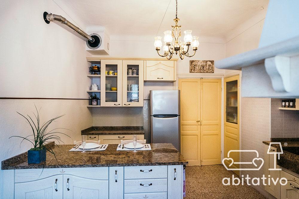 cucina provenzale appartamento