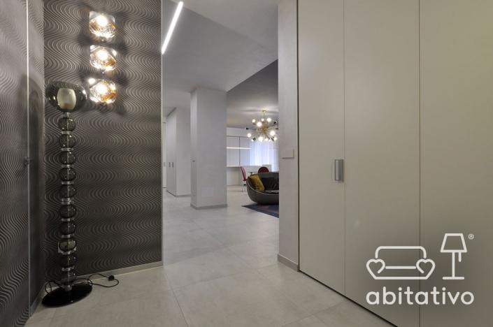 illuminazione appartamento moderno